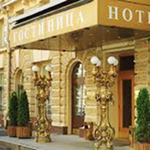 Гостиницы Ломоносова