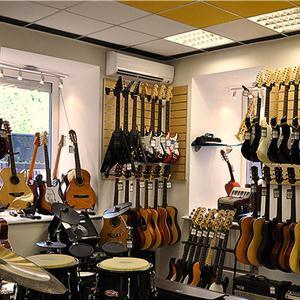 Музыкальные магазины Ломоносова
