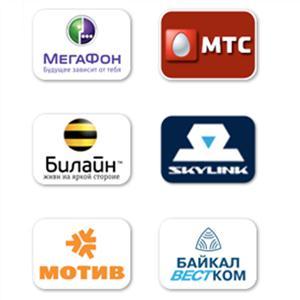 Операторы сотовой связи Ломоносова