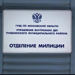 Отделения полиции Ломоносова