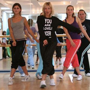 Школы танцев Ломоносова